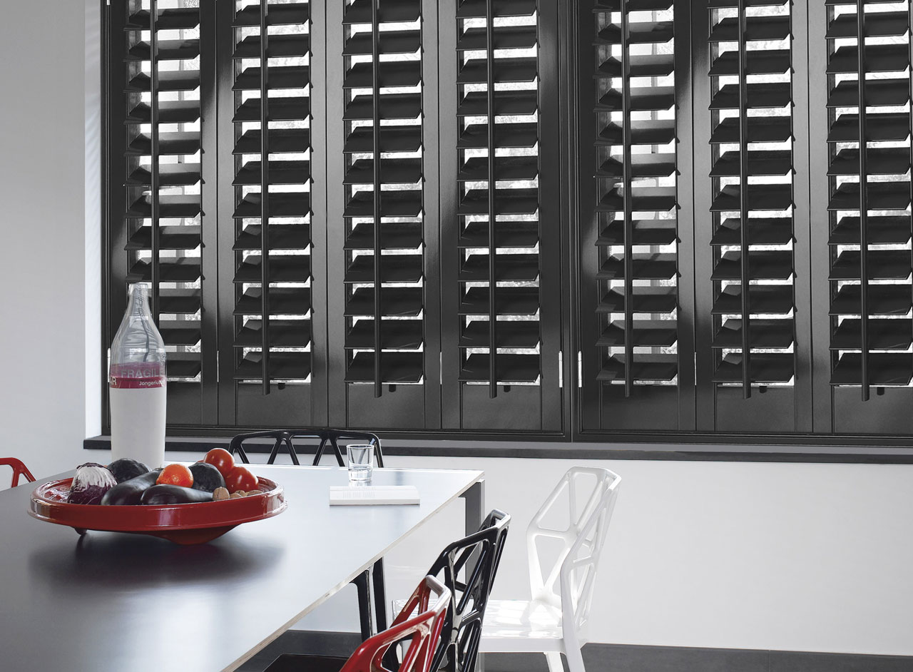 Wooden Window Shutters Supplied and Fitted Key Largo Shutters in Essex UK