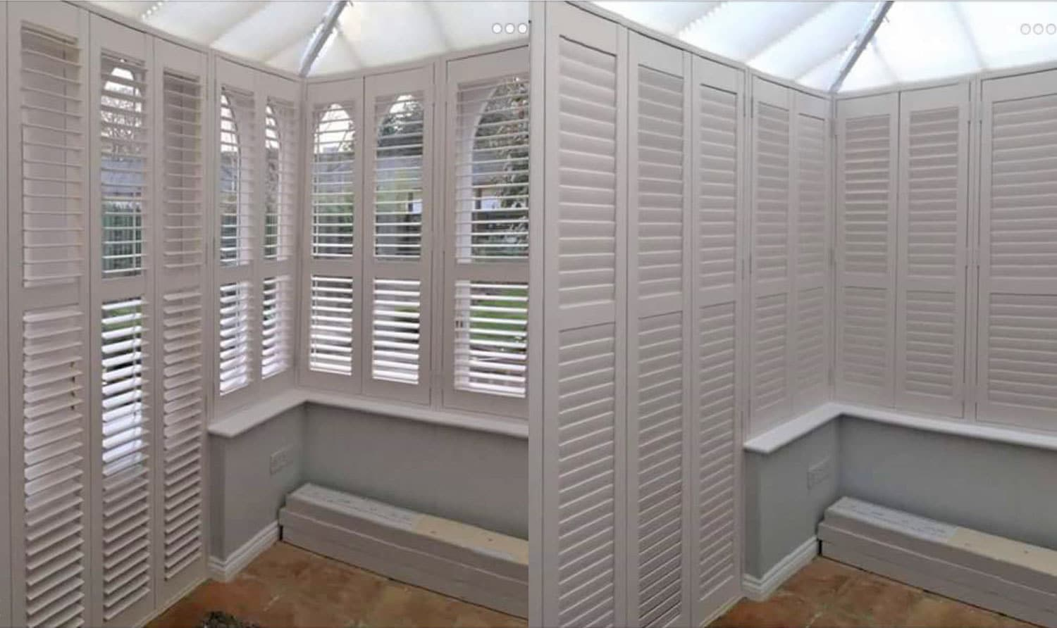 Made to Measure Shutters Supplied and Fitted in Gilston by Key Largo Shutters in Essex