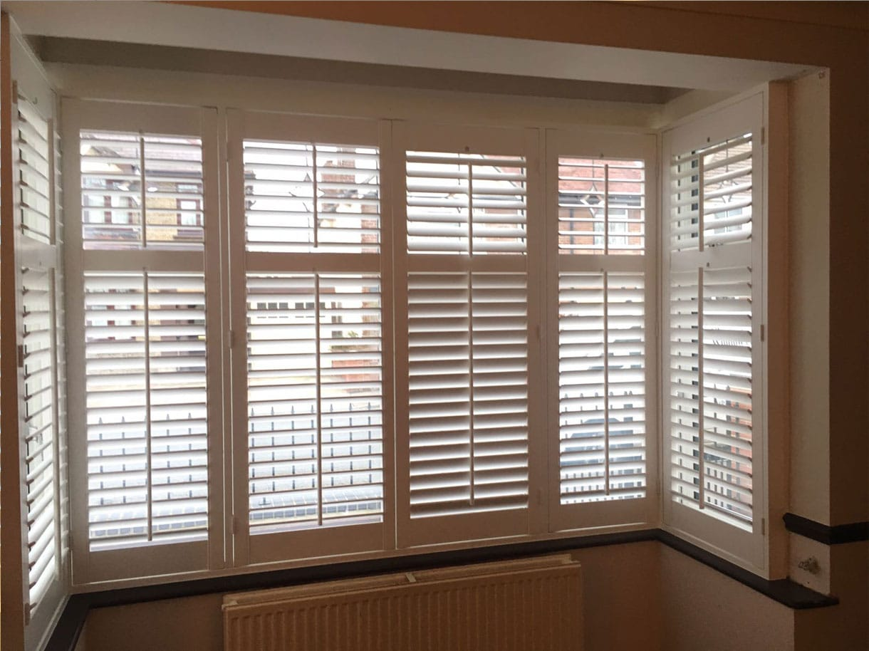 Made to Measure Shutters Supplied and Fitted in Tring by Key Largo Shutters