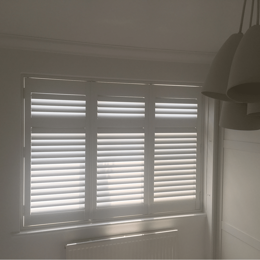 Made to Measure Shutters Supplied and Fitted by Key Largo Shutters in Essex