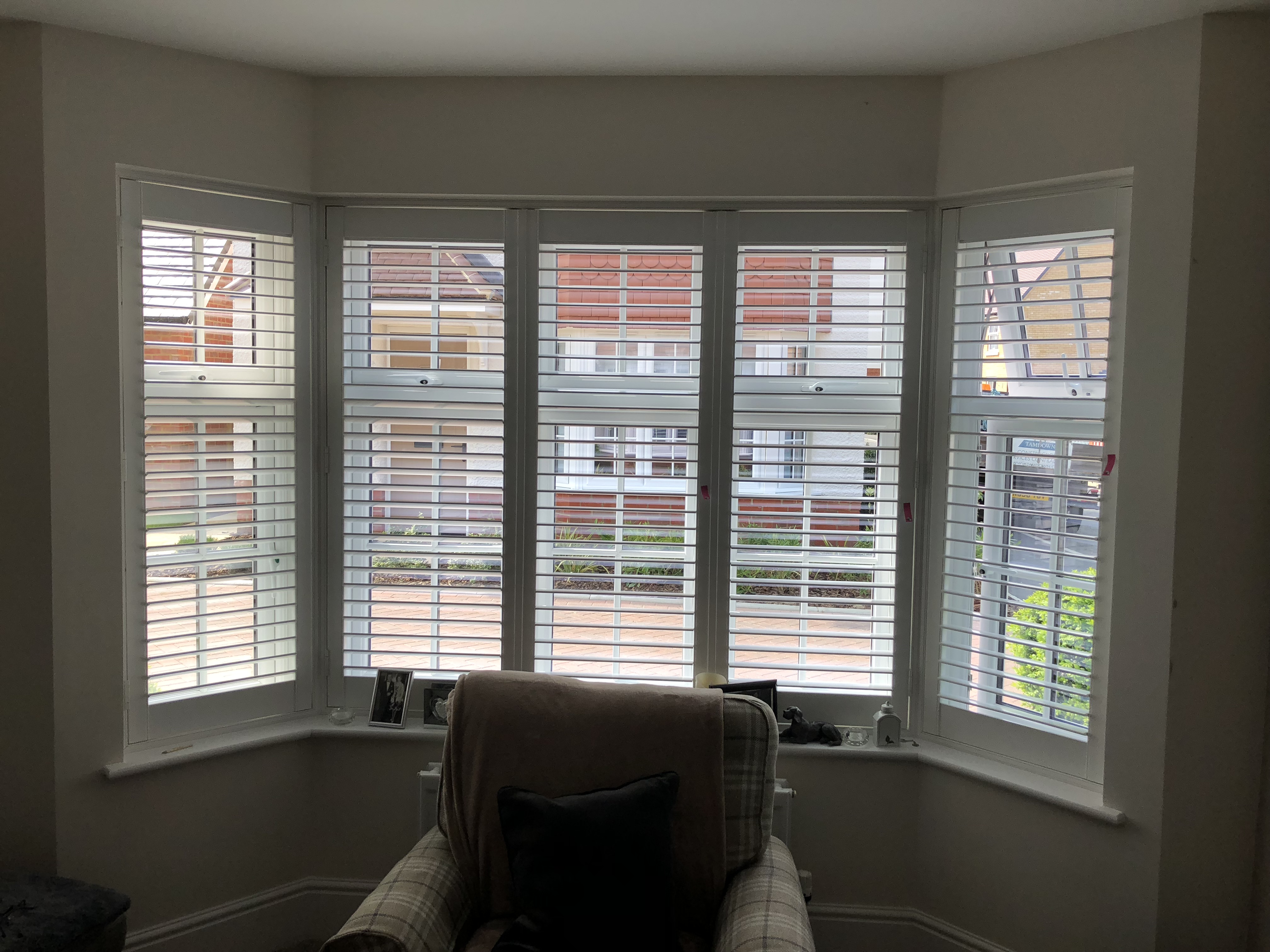Made to Measure Shutters Supplied and Fitted in Braintree by Key Largo Shutters in Essex